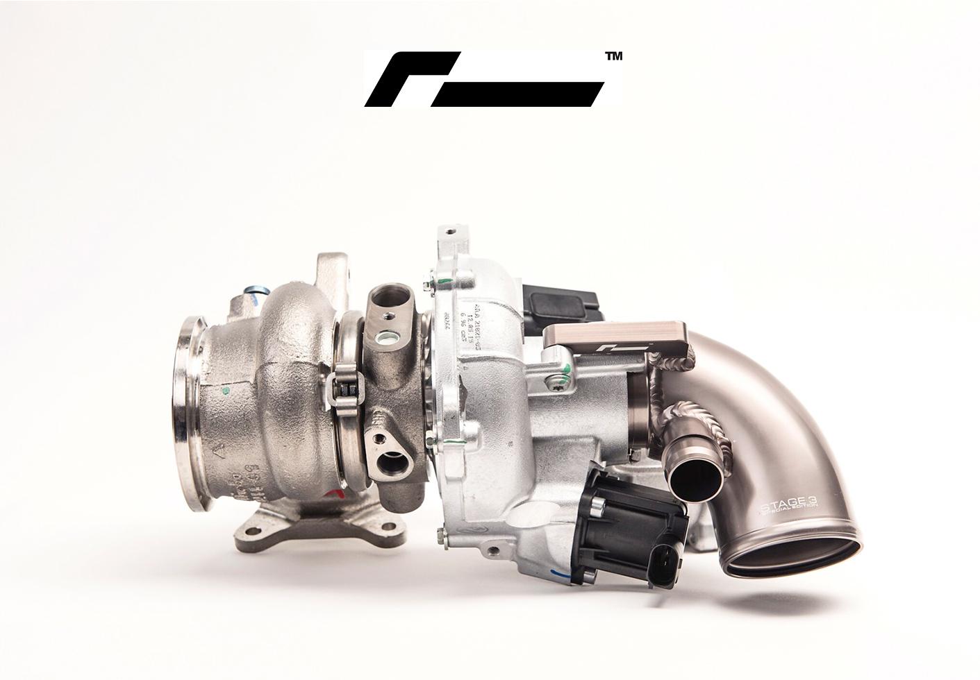 Racingline Stage 3 Turbocharger Kit - MK7 GTI/R, 8V S3, 5E VRS