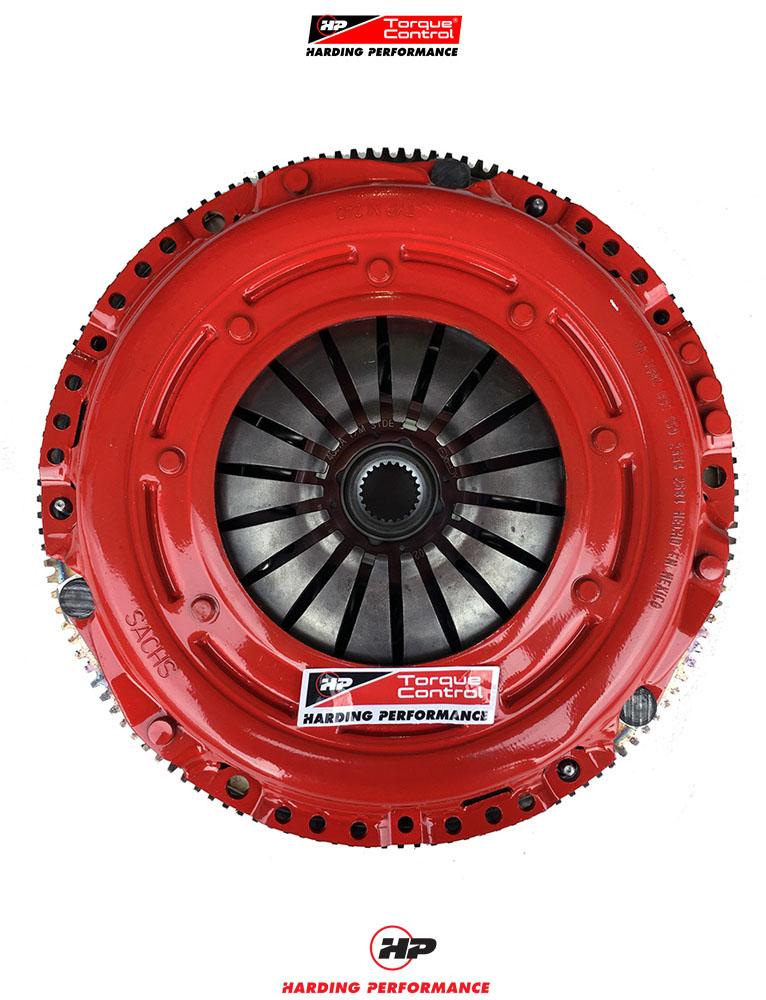 Harding Performance HD Clutch and Flywheel Kit - MK6 R/MK5 GTI
