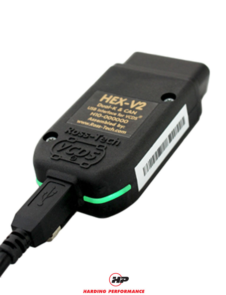 Ross-Tech VCDS HEX-V2 Pro Diagnostic Cable - Harding Performance