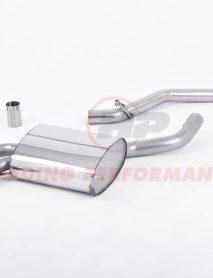 Milltek Sport Cat-back - Audi A3 3.2 V6 quattro, Non-resonated (louder) [SSXAU504]
