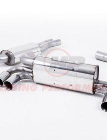 Milltek Sport Secondary Cat-back - BMW M Coup? (E82), Resonated (quieter) [SSXBM938]