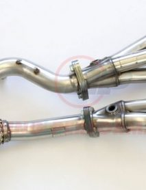Milltek Sport Free-flow Manifolds - VW Golf MK4 R32 [SSXVW072]