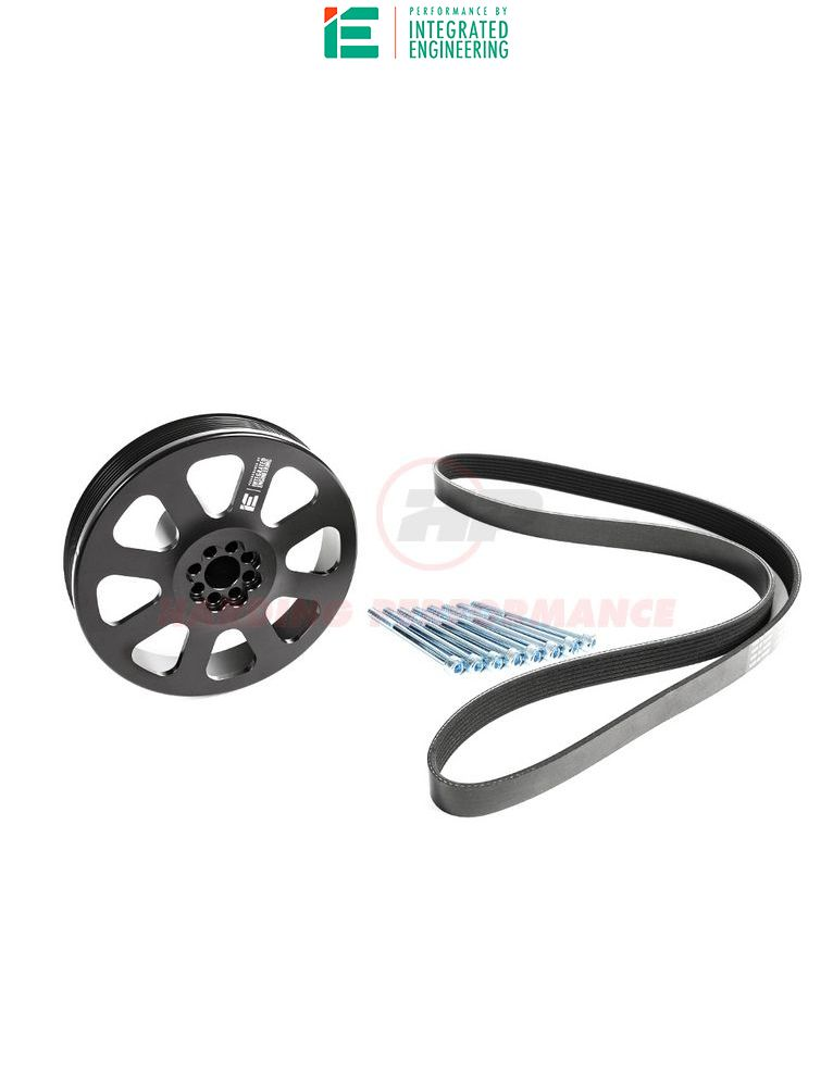 IE Lower Supercharger Pulley Kit - B8/B8 5 S4 3 0T